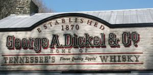 Dickel Distillery
