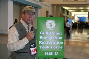 Hovey at Gulf Coast Task Force
