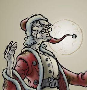 Auntie Thresa Claus
